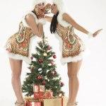 танцевальный коллектив на новый год