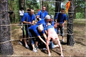 Организация тимбилдинга