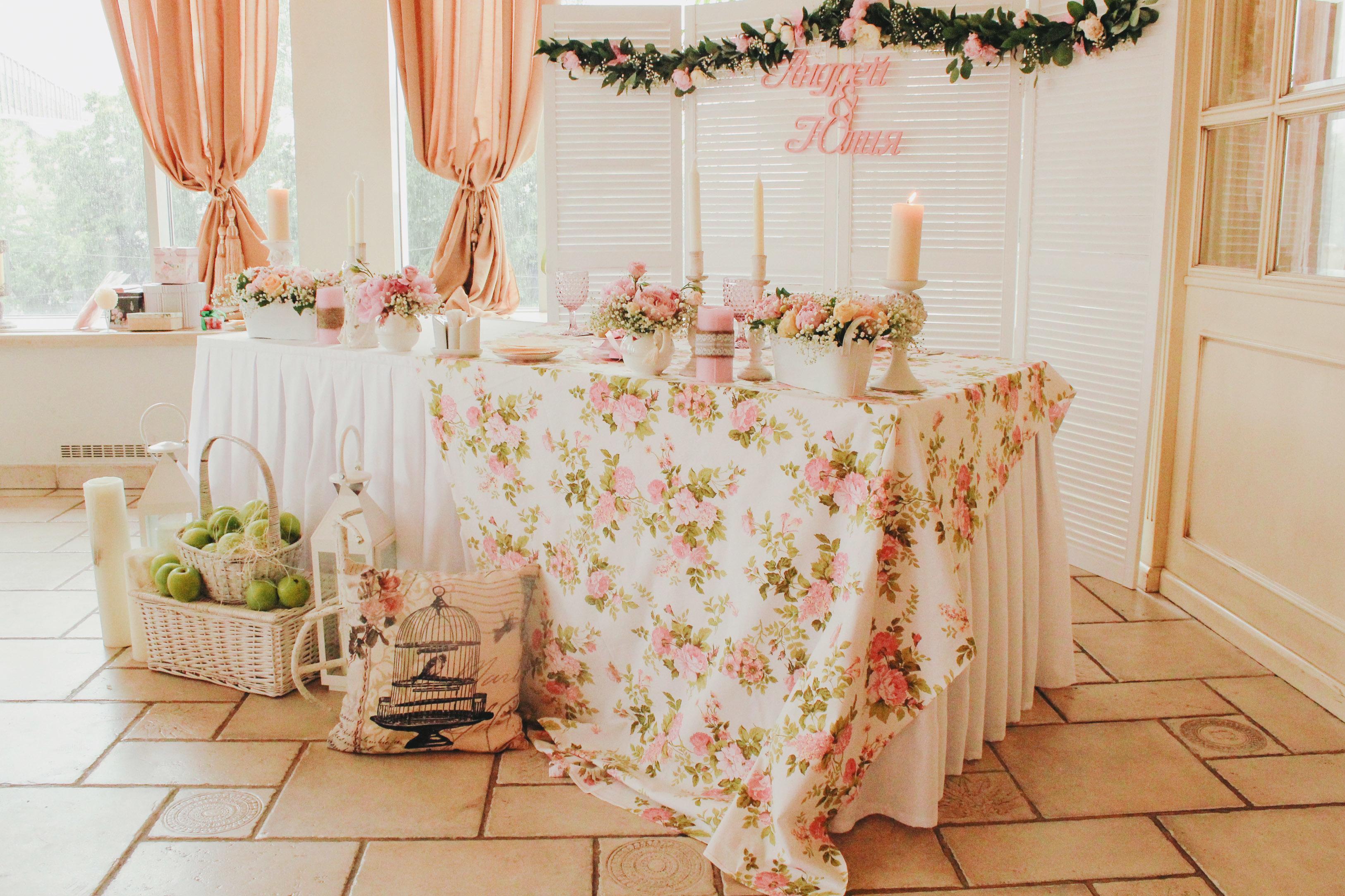 Teal beige wedding