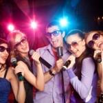 karaoke on party