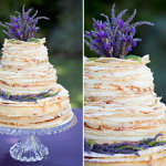 lavender-crepe-wedding-cake