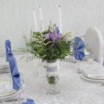 цветочное оформление свадьбы, свадьба Прованс
