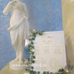 список гостей на свадьбу, оформление свадьбы