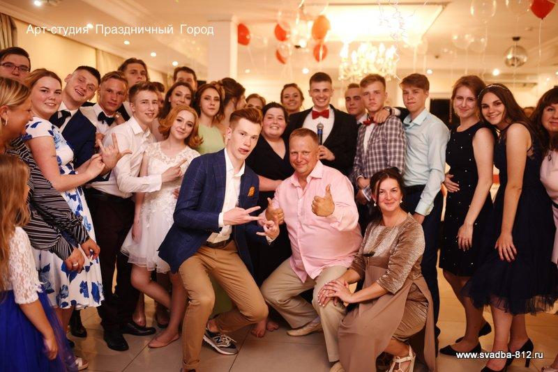 организация выпускных вечеров