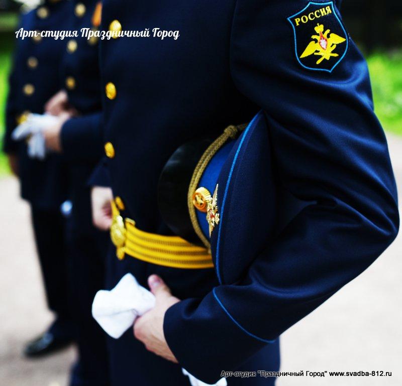 выпускной для военных