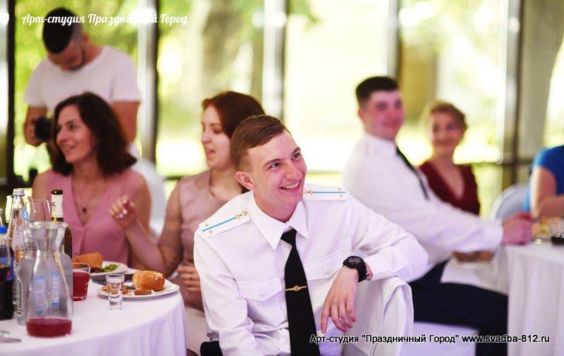 военный выпускной